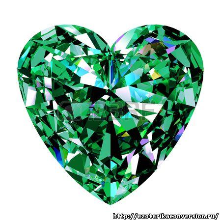 Изумрудное Сердце.  0103057